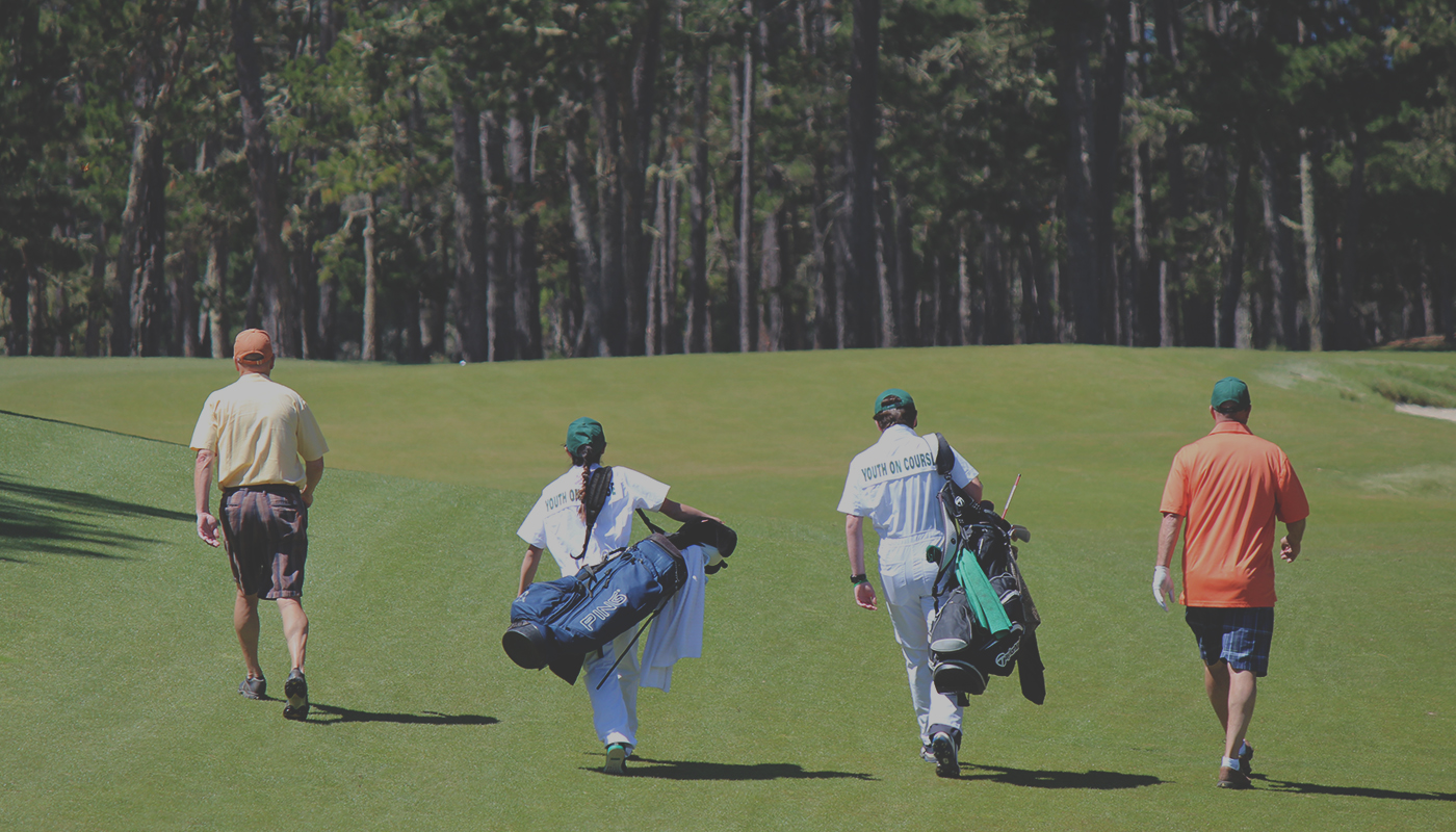 Youth on Course | Caddie Program